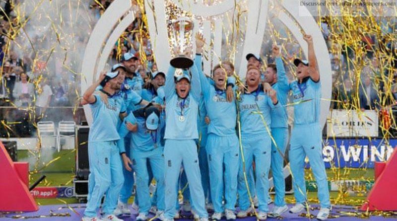 Sri Lanka News for England crowned world champions