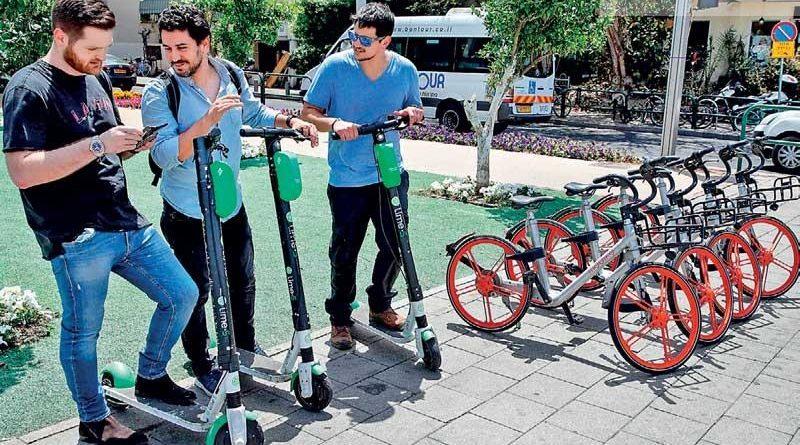 Sri Lanka News for Tel Aviv takes ride to scooter 'paradise'