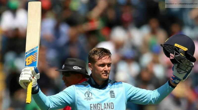 Sri Lanka News for World Cup hero Roy given first England Test call, Wood sidelined