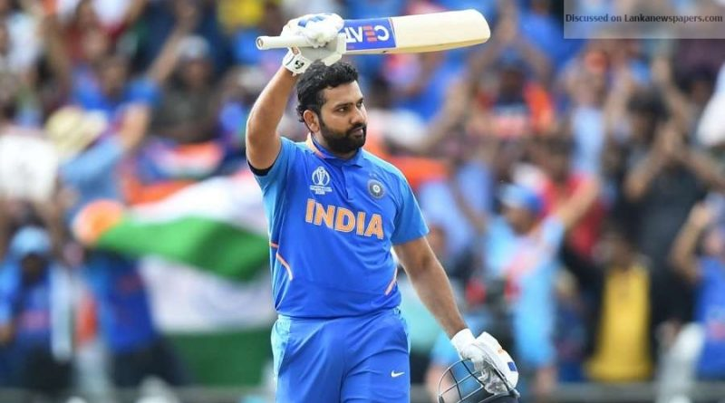 Sri Lanka News for Rohit Sharma and KL Rahul both hit centuries as India secured a seven-wicket victory