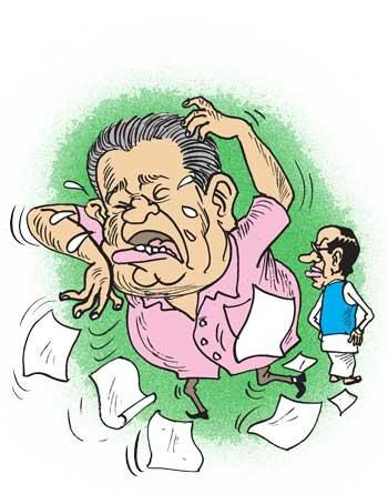 Sri Lanka News for A plaintive cry from a sibling left in the lurch!