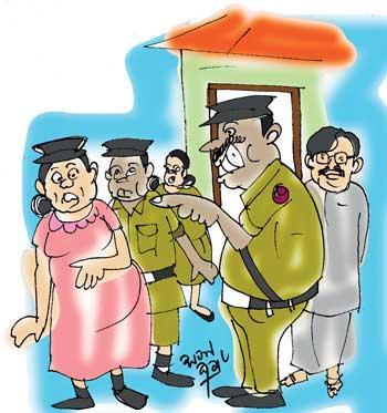 Sri Lanka News for A callous superior!