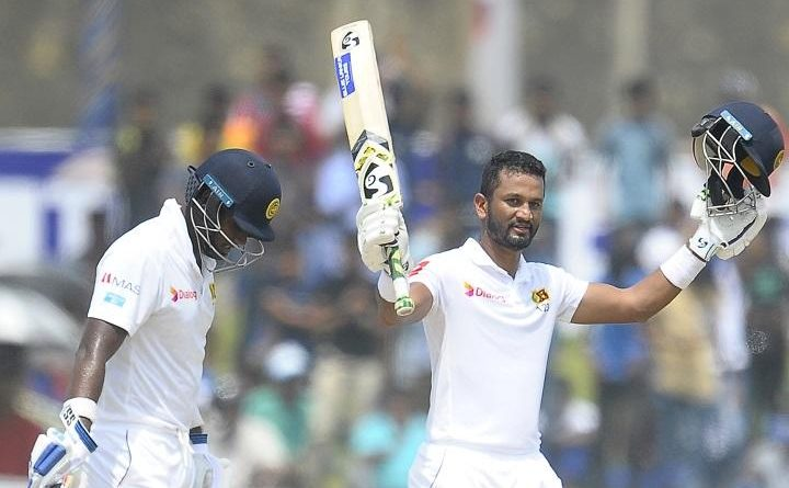 Sri Lanka News for Karunaratne leads by example in Sri Lanka's Galle win