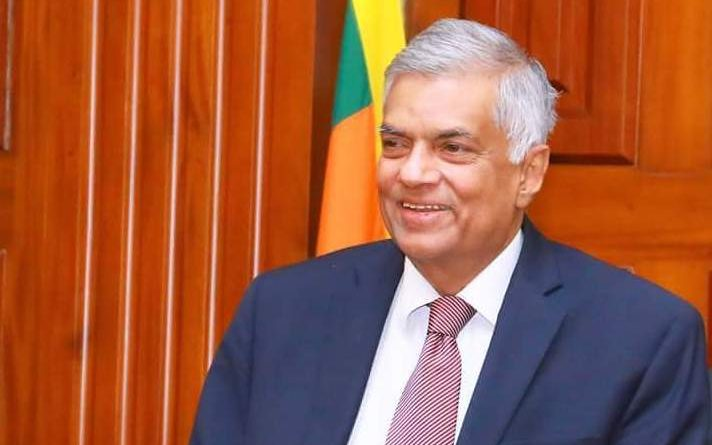 Ranil in sri lankan news