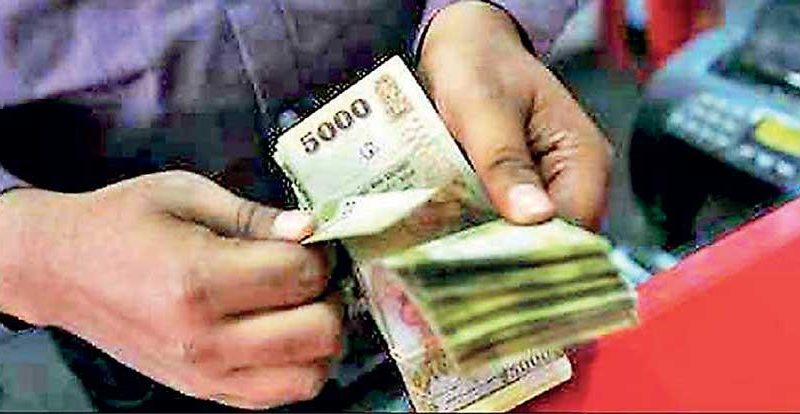 Sri Lanka News for Rupee ends at its lowest in over 7 months; stocks fall