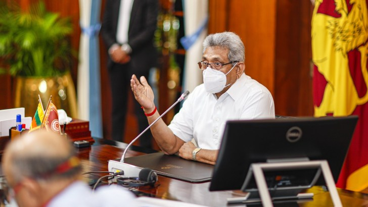 President 11 in sri lankan news