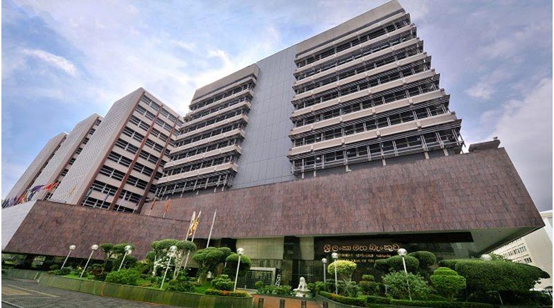 z p 01 Central Bank in sri lankan news