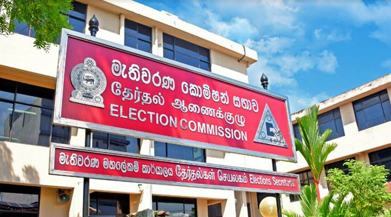 Election Commission in sri lankan news