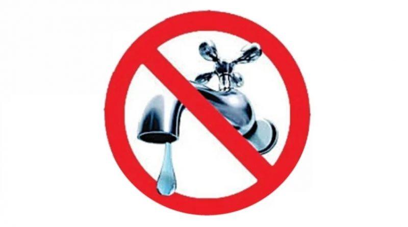 Watercut in sri lankan news