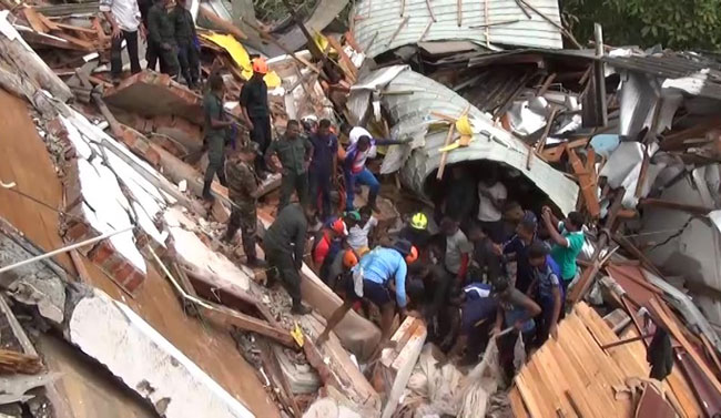 1600577571 Baby rescued in Buwelikada collapsed building incident dies B in sri lankan news