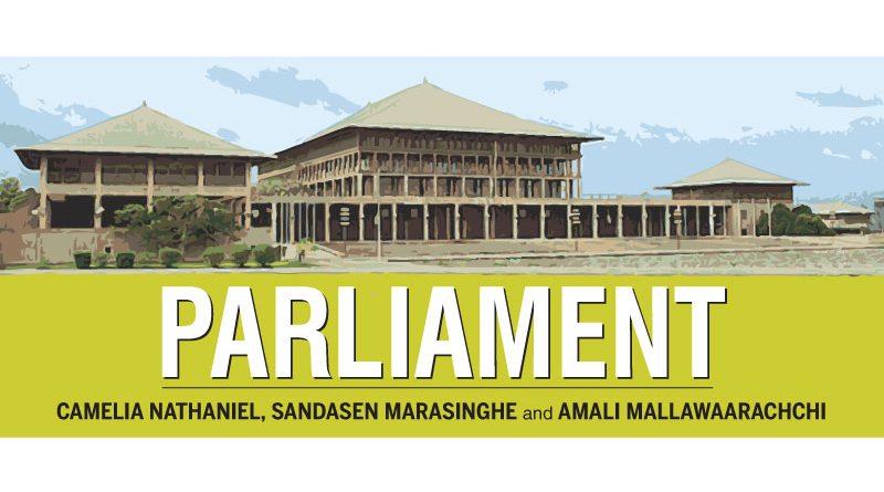 Parliament in sri lankan news