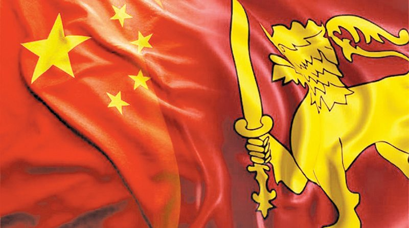01 China in sri lankan news
