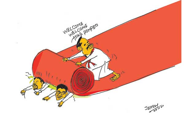 cartoon 12 in sri lankan news