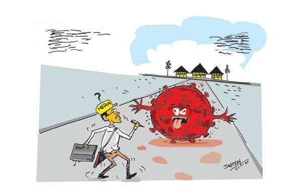 cartoon 13 in sri lankan news