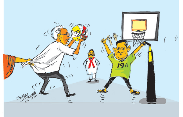 cartoon 22 in sri lankan news