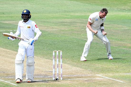 Steyn in sri lankan news