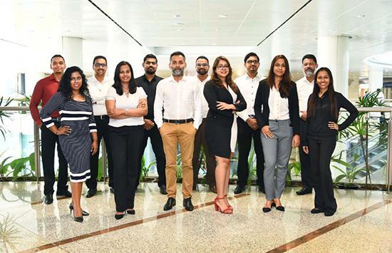 Team Airtel in sri lankan news