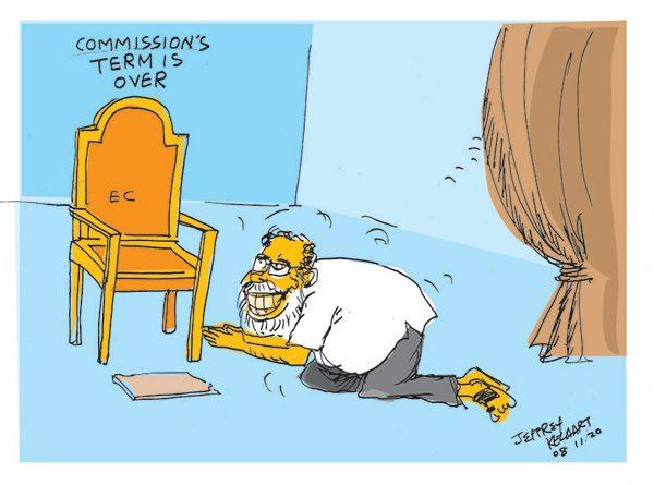 cartoo 8th copy in sri lankan news