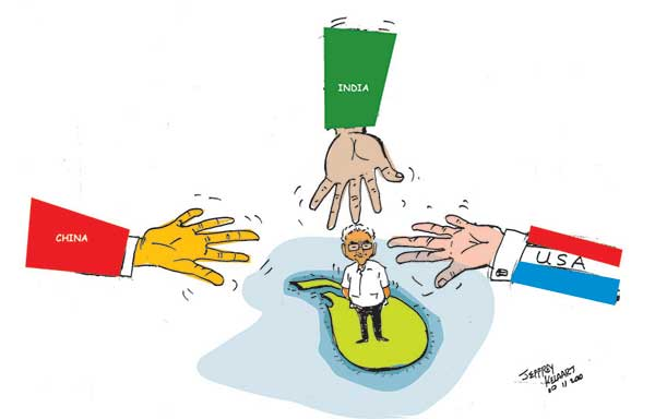 cartoon 3 in sri lankan news