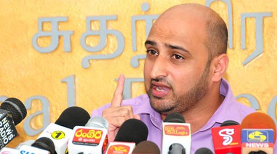 muzamil in sri lankan news