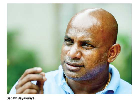 sanath in sri lankan news