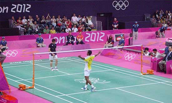 Badminton in sri lankan news