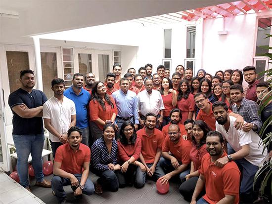 Ogilvy Digital Team in sri lankan news
