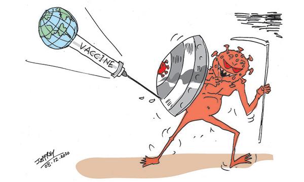 cartoon 2 in sri lankan news