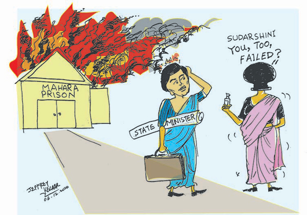 cartoon for6th copy in sri lankan news