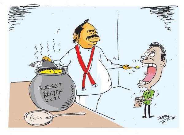 cartoon14th copy in sri lankan news