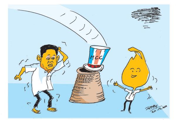 cartoon20th copy in sri lankan news