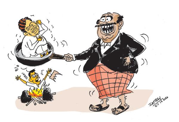cartoon27th copy in sri lankan news