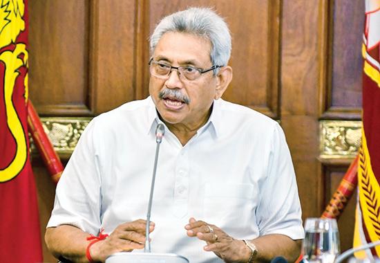 gota in sri lankan news