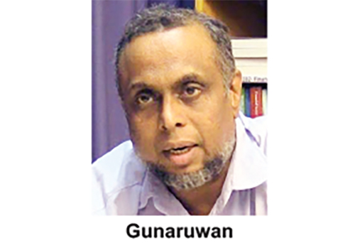 gunaruwan in sri lankan news