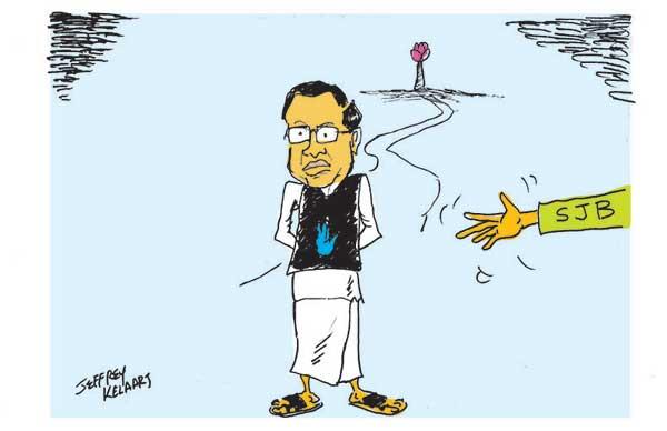 cartoon 1 in sri lankan news