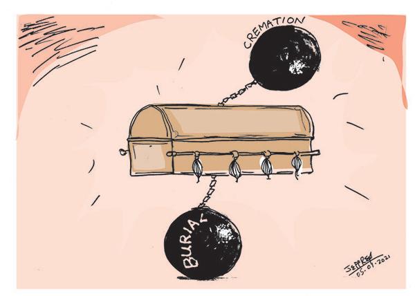 cartoon 5th copy in sri lankan news