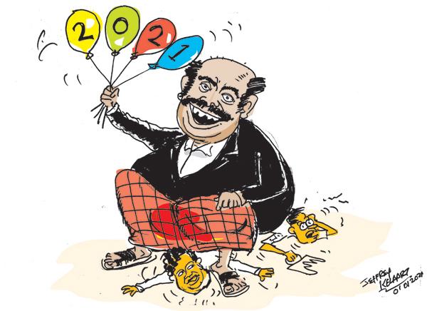 cartoon010121 copy in sri lankan news