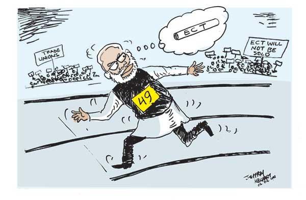 cartoon in sri lankan news