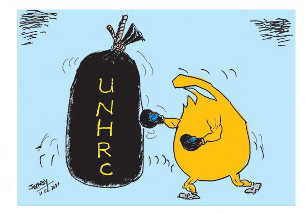 cartoon11 in sri lankan news