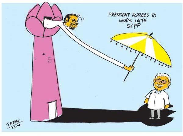 cartoon22 in sri lankan news