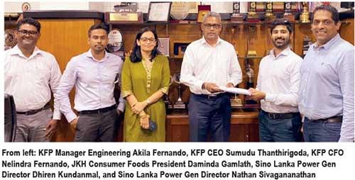 Keells 1 in sri lankan news