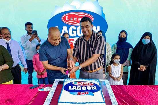 Salt manufacturing in sri lankan news