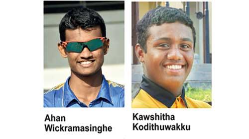 ashan in sri lankan news