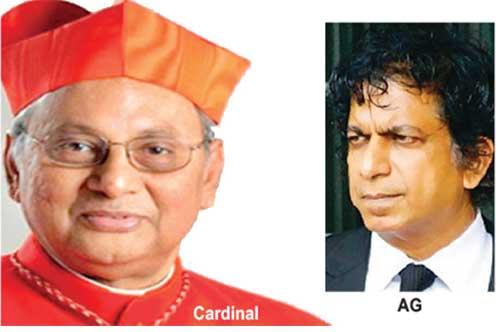 cardinal in sri lankan news