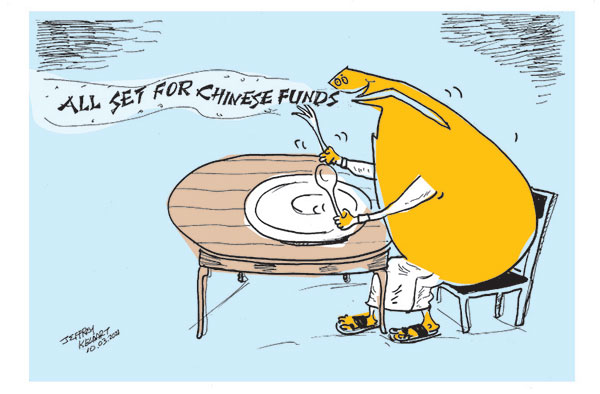cartoon 4 in sri lankan news
