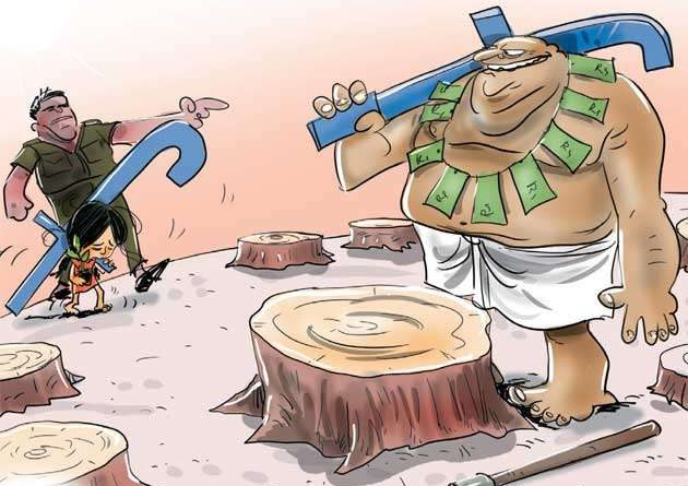 cartoon 5 1 in sri lankan news