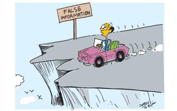 cartoon 5 in sri lankan news