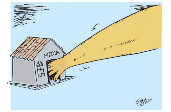 cartoon 8 in sri lankan news