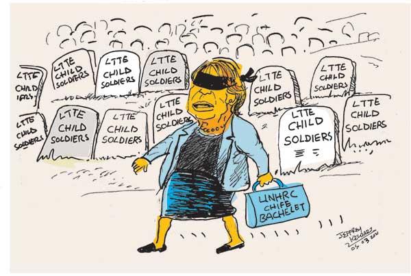 cartoon5th in sri lankan news