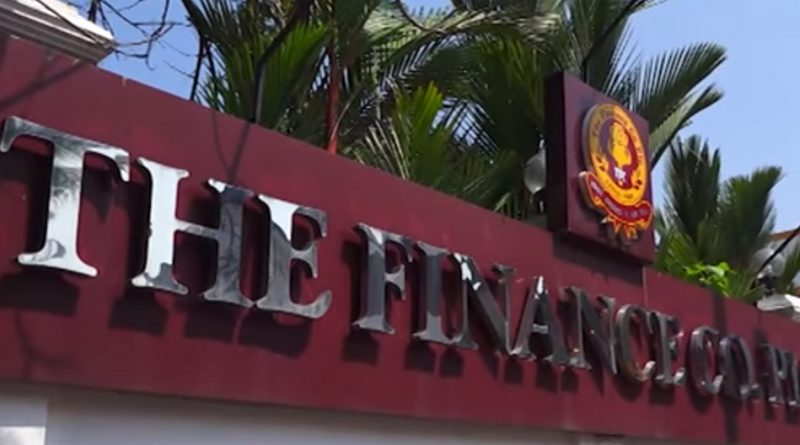 The Finance1 in sri lankan news